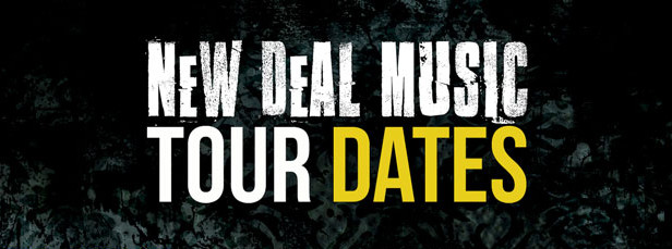 Toutes les dates des concerts des groupes New Deal Music