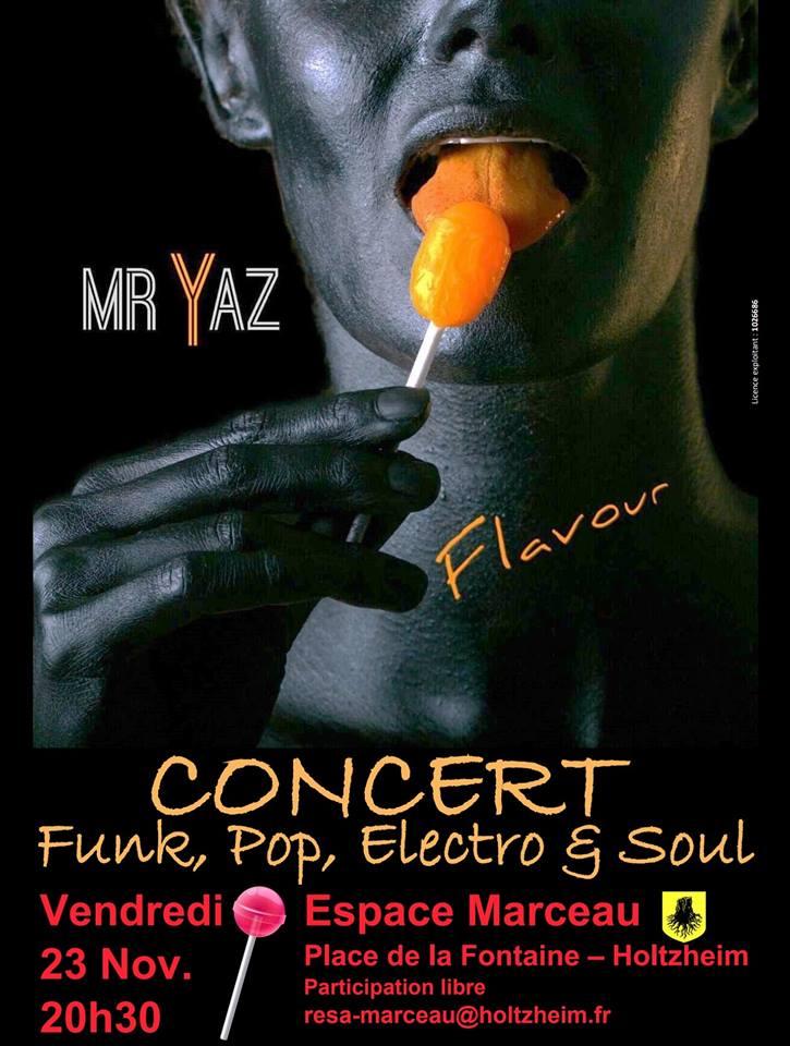 Mr Yaz - Espace Marceau