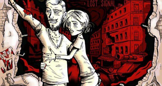 Lost Signal – New Negdeva's EP