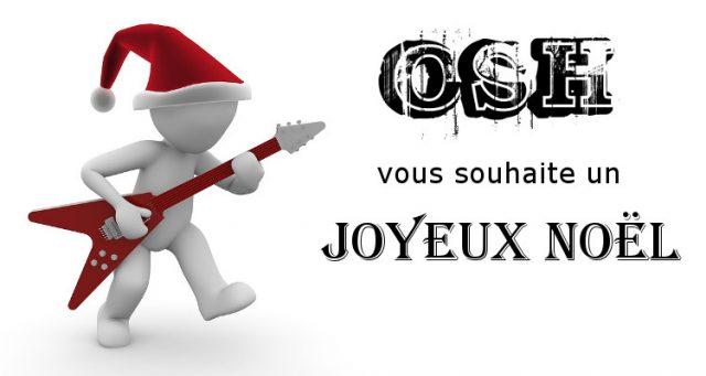 Joyeux Noël ! Un titre de OSH en téléchargement !