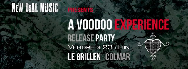 A Voodoo Experience @Le Grillen