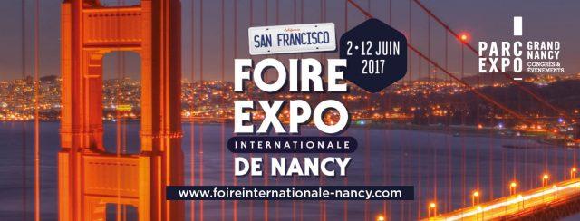 Mr. Yaz @International Fair of Nancy