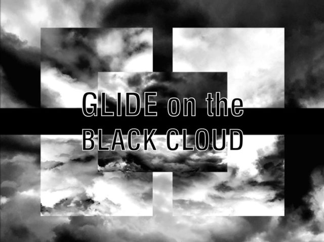 Release Party GLIDE on the BLACK CLOUD