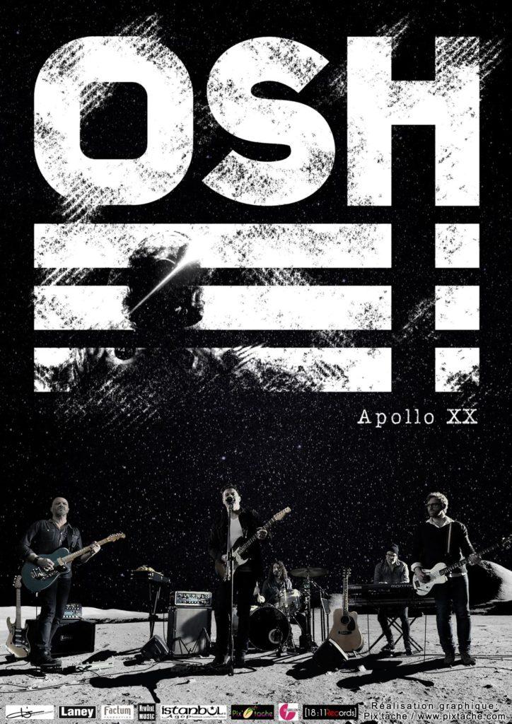 Osh-Apollo XX