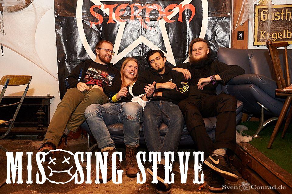 Missing Steve